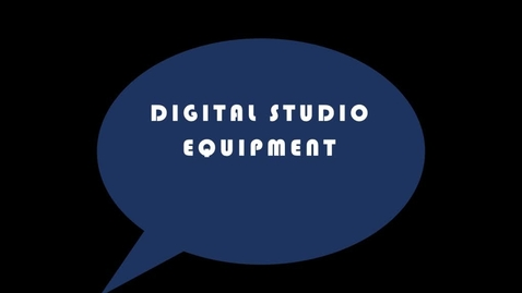 Thumbnail for entry DS Equipment