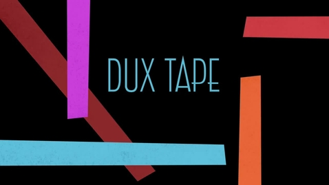Thumbnail for entry Duct tape bracelets