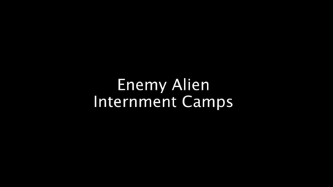 Thumbnail for entry 17-4- Texas Internment Camps