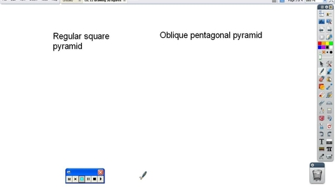 Thumbnail for entry Drawing Pyramids