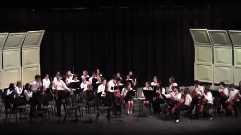 Thumbnail for entry CHS Orchestra Concert 1-5-12