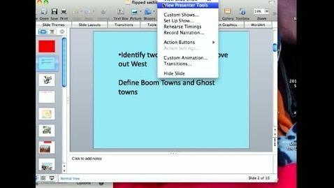 Thumbnail for entry Settlement West 1