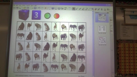 Thumbnail for entry Ocean Animal Game Using Smart Board
