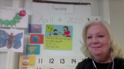 Thumbnail for entry Thursday- Directed Drawing - April 16th 2020, 5:41:32 pm