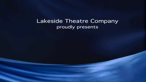 Thumbnail for entry Lakeside HS The Pajama Game