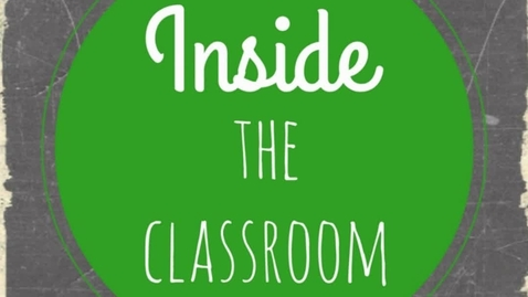 Thumbnail for entry Inside the Classroom: Learning about electricity