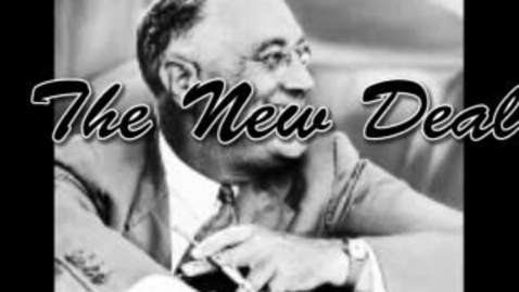Thumbnail for entry NEW DEAL