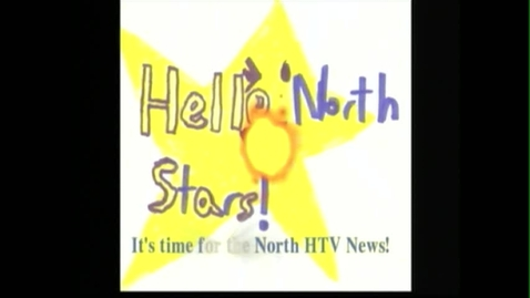 Thumbnail for entry North School HTV News Show 3.13.2012