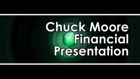 Thumbnail for entry Chuck Moore - Financial Presentation - Knox County Public Schools