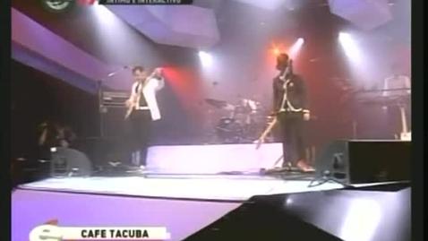 Thumbnail for entry Cafe Tacvba - Seguir Siendo + Tengo Todo