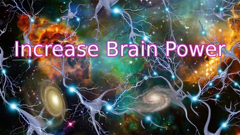 Thumbnail for entry Increase Brain Power, Enhance Intelligence, IQ to improve, Study Music, Binaural Beats