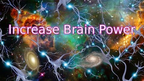 Thumbnail for entry Increase Brain Power, Enhance Intelligence, IQ to improve, Study Music, Binaural Beats