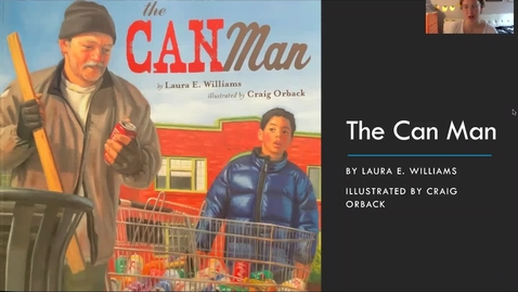 Thumbnail for entry The Can Man - read aloud