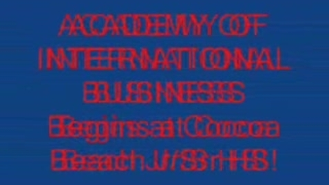 Thumbnail for entry Commencement Challenge Video