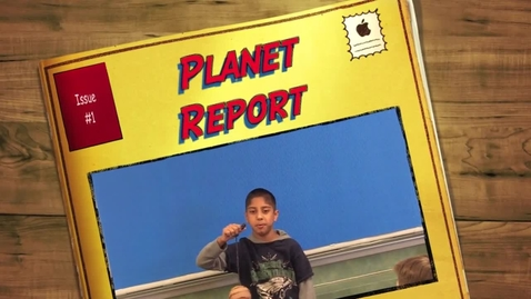 Thumbnail for entry Sahil's Planet Report
