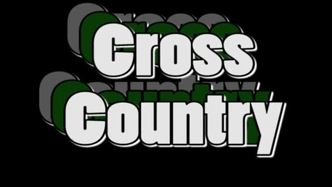 Thumbnail for entry Cross Country Promo