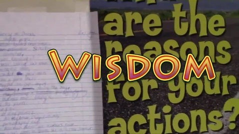 Thumbnail for entry Wisdom - 2016/2017 Beginning Broadcasting
