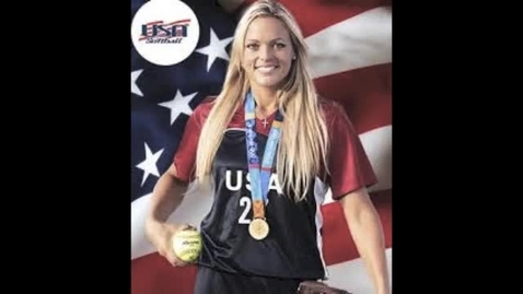 Thumbnail for entry Jennie Finch by Jayden
