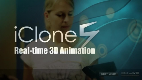 Thumbnail for entry iClone5 - New Features