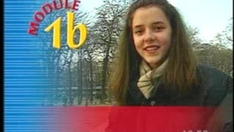 Thumbnail for entry French Video: Tu es français?