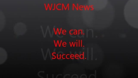 Thumbnail for entry WJCM News - Special Feature - Convo from March 1