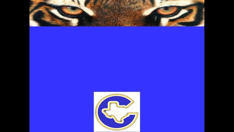 Thumbnail for entry CHS Announcements 10-22-12