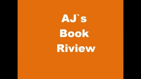Thumbnail for entry 13-14 Linville AJV's Book Review