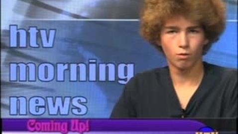 Thumbnail for entry HTV News 10.13.2010