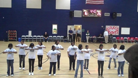 Thumbnail for entry Step Team 2009