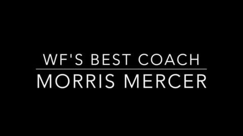 Thumbnail for entry Coach Morris Mercer: A Tribute