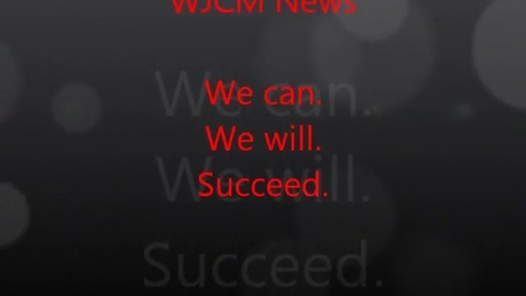 Thumbnail for entry WJCM News Feb. 7 & 8