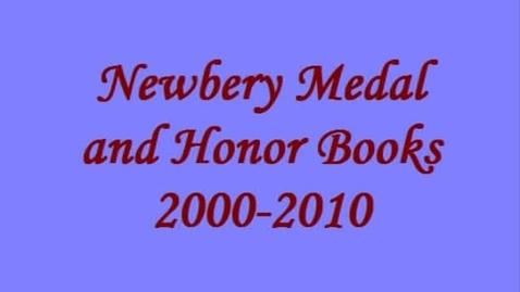 Thumbnail for entry TCLMC Newbery 2000-2010