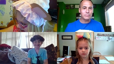 Thumbnail for entry Mr. Brenny's Class Goldilocks and the Three Bears