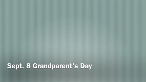 Thumbnail for entry Grandparents' Day in Mrs. Tate's Class