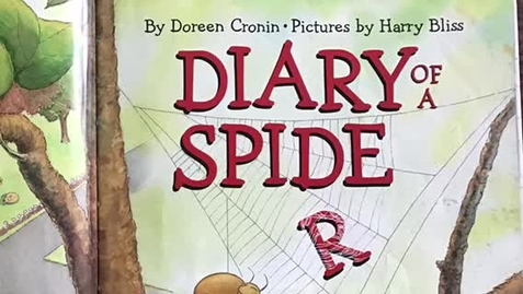 Thumbnail for entry Diary of a Spider