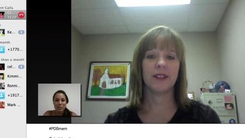 Thumbnail for entry SymbalooEDU Educator Spotlight: Cindy Brock