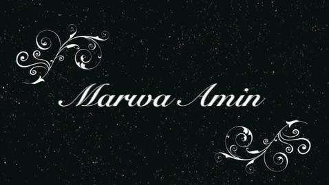 Thumbnail for entry Eco-Warrior Speech Marwa Amin
