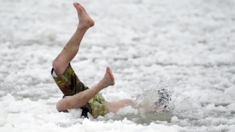 Thumbnail for entry Roaming Shores Polar Bear Plunge