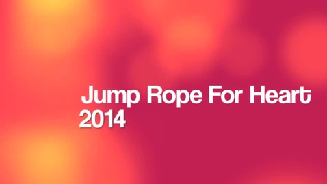 Thumbnail for entry Jump Rope for Heart
