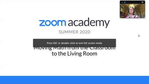 Thumbnail for entry zoom academy webinar by MLC