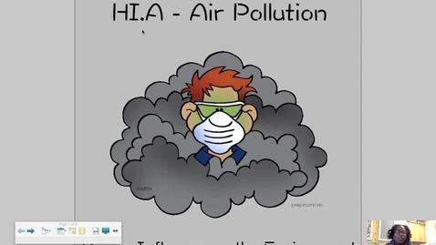 Thumbnail for entry HI.A - Air Pollution