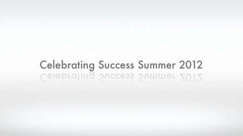 Thumbnail for entry Celebrating Success @ GHS