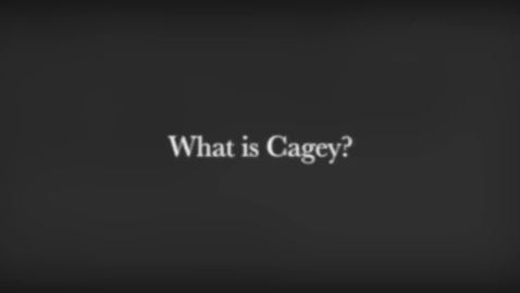 "Thumbnail for entry WordCast 2016: ""Cagey"""