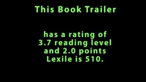 Thumbnail for entry The Earth Dragon Awakes Book Trailer