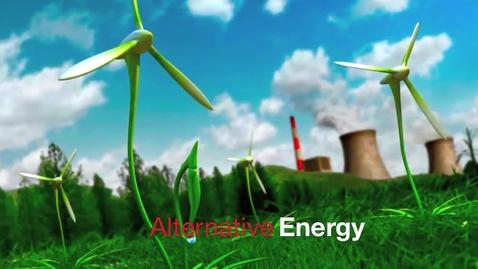 Thumbnail for entry Alternative Energy-Christian Hugar