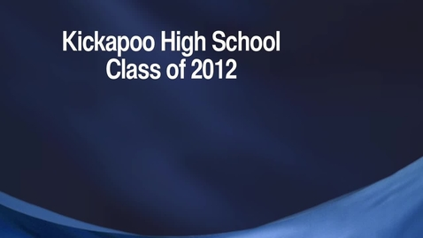 Thumbnail for entry Cara Class of 2012 Video - ChiefTV