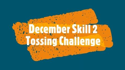 Thumbnail for entry December Skill 2 - Kindergarten
