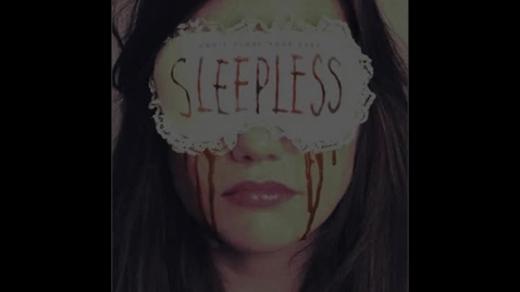 Thumbnail for entry Sleepless by Thomas Fahy