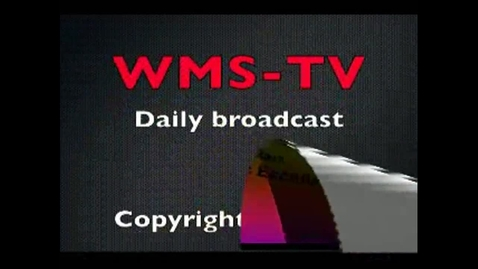 Thumbnail for entry Morning Broadcast November 19, 2012
