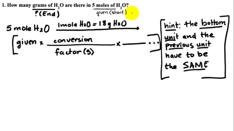 Thumbnail for entry Substituting with given flowchart from a problem